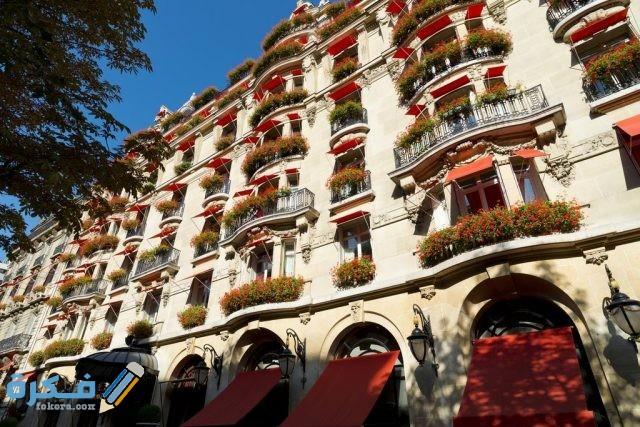 فندق بلازا أثيني في فرنسا