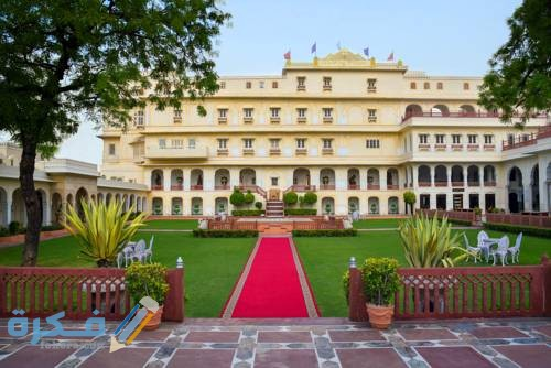 فندق راج بالاس جايبور- الهند
