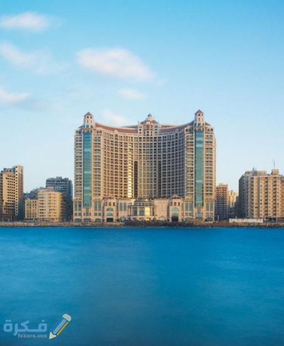 فندق فورسيزون الاسكندرية