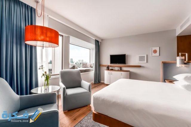 فندق هيلتون روتردام