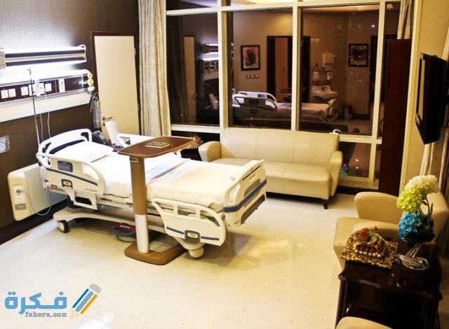عنوان ورقم مستشفى الحبيب التخصصي