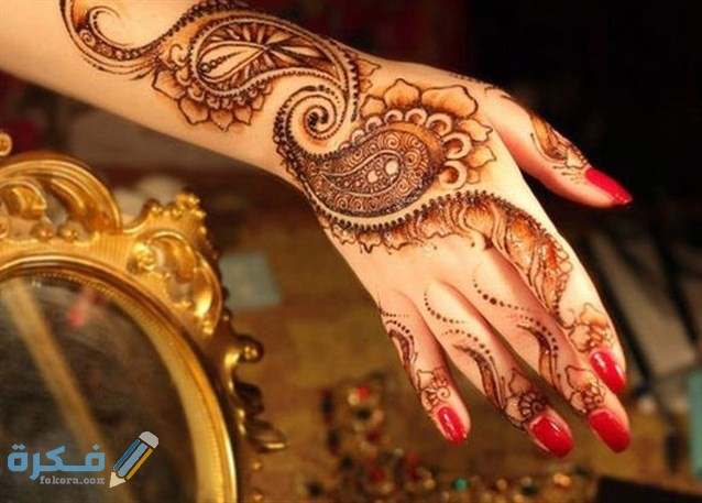 صور رسم حنة هندي