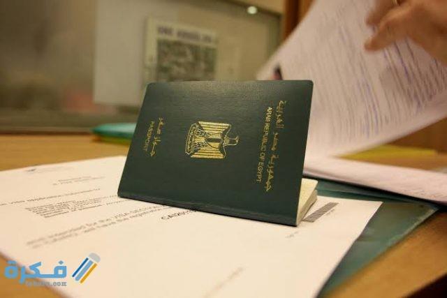 الأوراق المطلوبه لاستخراج جواز سفر لطفل
