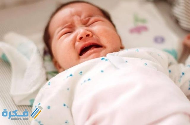 أفضل نقط مغص للرضع وكيفية تشخيصه وسبب مغص الرضيع