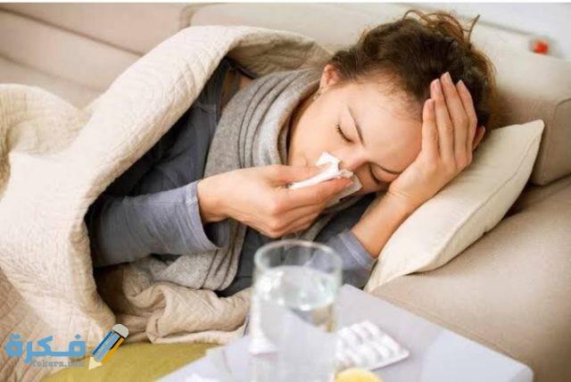 علاج انسداد الأنف عند النوم بسبب الزكام ومضاعفات