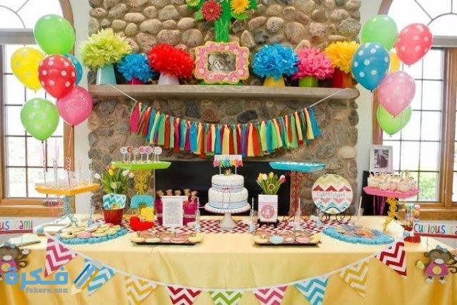 كيف يمكن تنظيم حفلة عيد ميلاد؟