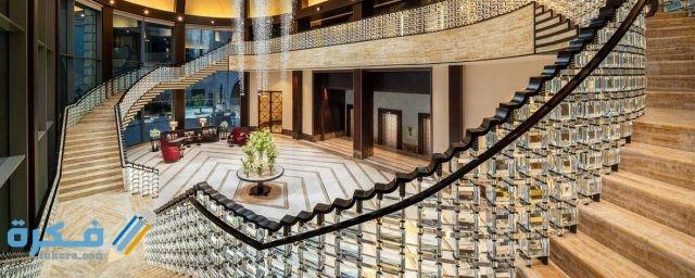 معلومات عن فندق سانت ريجيس القاهرة
