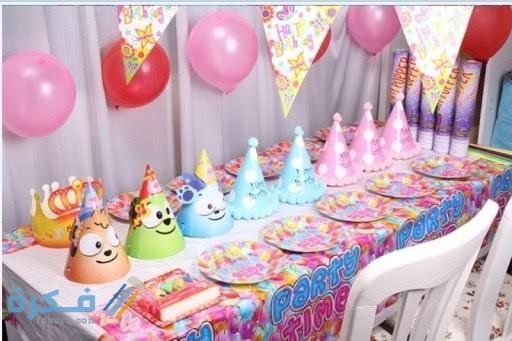 7 خطوات لتجهيز حفلة عيد ميلاد في البيت