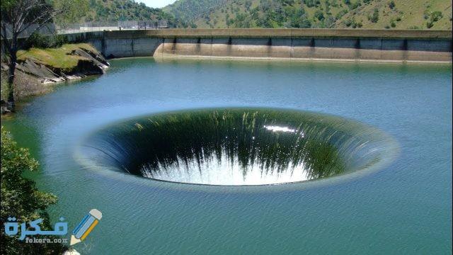 تفسير رؤية خروج الماء من الارض