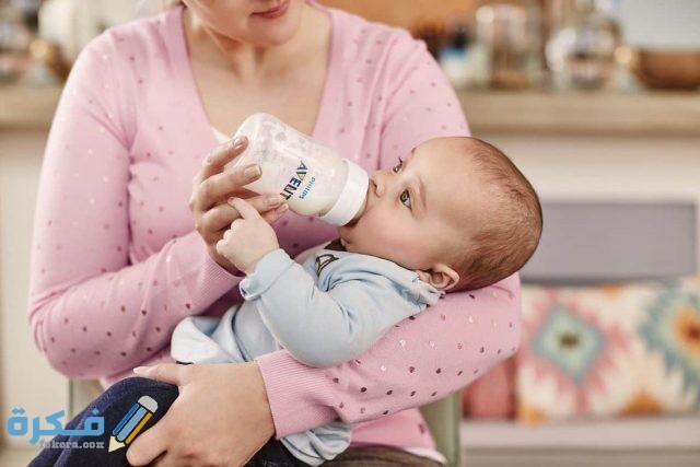اسماء افضل انواع الحليب للأطفال حديثي الولادة وحتى عمر 6 شهور