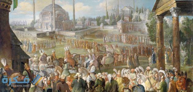 وضعية ادماجية عن نشأة الدولة العثمانية