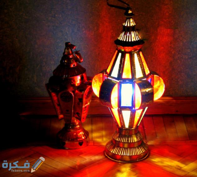 صور فوانيس رمضان مبهجة
