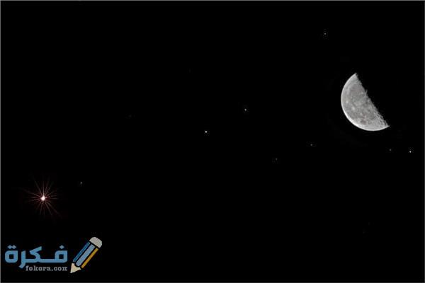 نبذة عن كوكب الارض والقمر