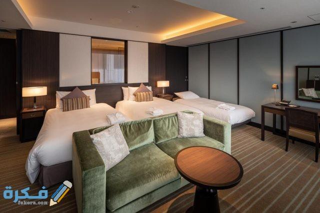 فندق الاماندا اوياما