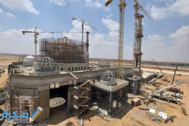 كم يكلف بناء مسجد في مصر