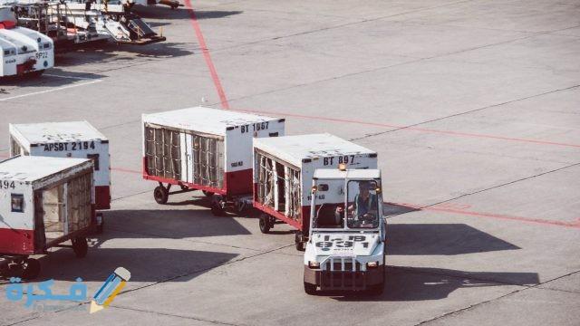 مميزات النقل الجوي للشحنات