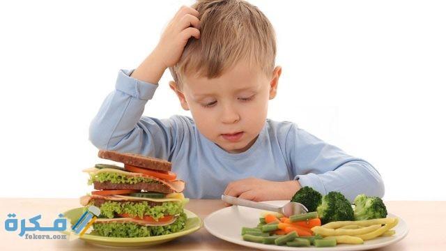 أهم خمس أطعمة لزيادة ذكاء الطفل في سن العامين