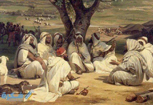 وضعية ادماجية عن دور الزهد في العصر العباسي