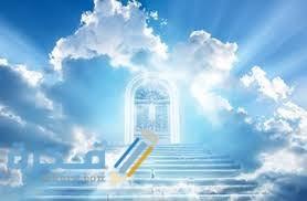 تفسير رؤية باب السماء مفتوح