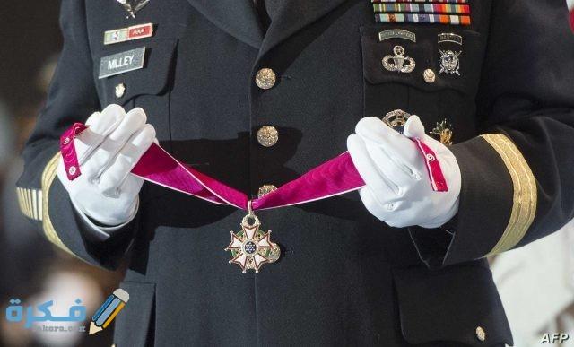 أعلي وسام شرف للمملكة السعودية