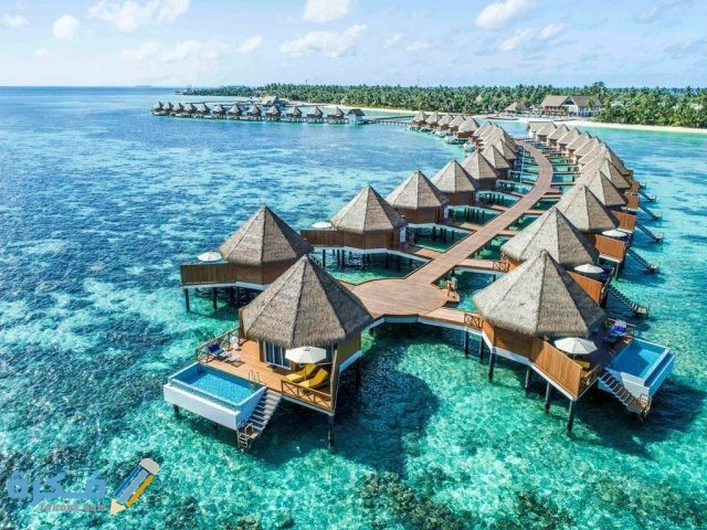 في اي قارة تقع جزر المالديف