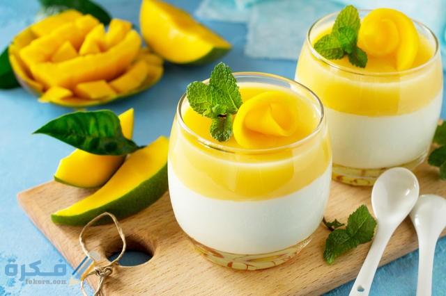 حلويات رمضان باردة وسهلة بالصور والخطوات