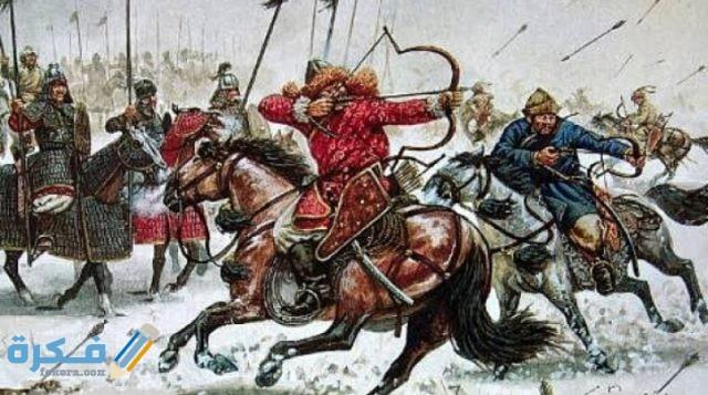 قصة معركة عين جالوت