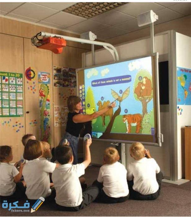 وسائل تعليمية حديثة للكبار او لرياض الاطفال موقع فكرة