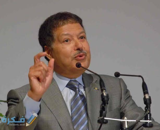 إسهامات أحمد زويل