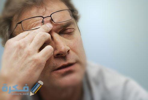 أعاني من صداع في الجانب الأيسر من الرأس مع ألم في العين اليسري ما السبب والعلاج؟