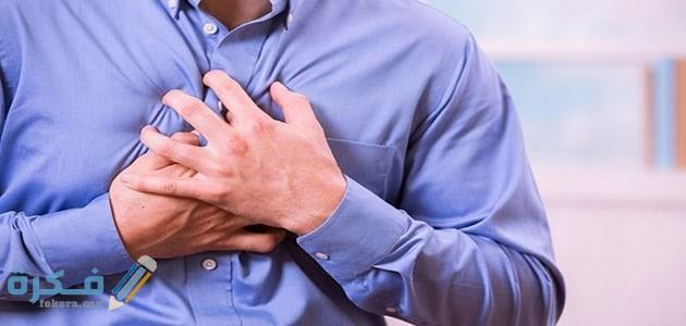 ما سبب وخزة الجانب الصدري الأيمن ؟