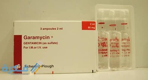 جاراميسين garamycin